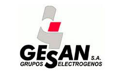 Логотип компании Gesan