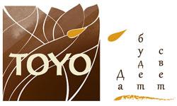 Логотип компании TOYO
