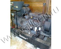 Дизельная электростанция Geko 85010 ED-S/DEDA с наработкой