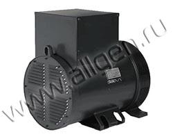 Трёхфазный электрический генератор Mecc Alte ECP34-1S/2
