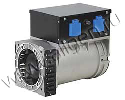 Однофазный электрический генератор Mecc Alte ES20FS-130