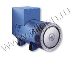 Электрический генератор Mecc Alte ECP34-3L/4 мощностью 128 кВт