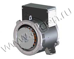 Трёхфазный электрический генератор Mecc Alte NPE32-C/4