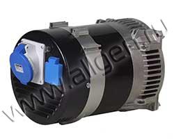Однофазный электрический генератор Mecc Alte S15W-45