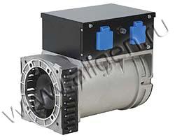 Однофазный электрический генератор Mecc Alte S16F-180