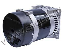 Однофазный электрический генератор Mecc Alte S16W-130