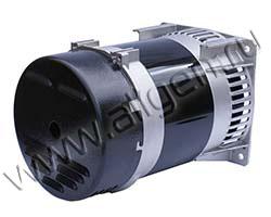 Однофазный электрический генератор Mecc Alte S16W-150