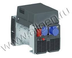 Электрический генератор NSM M100 SFK мощностью 5 кВт