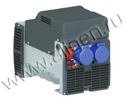 Электрический генератор NSM MR112 SA мощностью 9 кВт