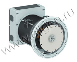 Электрический генератор NSM T132 SA мощностью 10.4 кВт