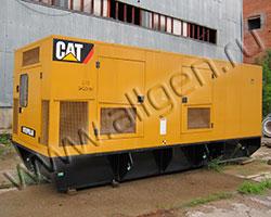 Дизельная электростанция Caterpillar C-18 с наработкой