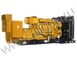 Дизельная электростанция Caterpillar 3512B с наработкой
