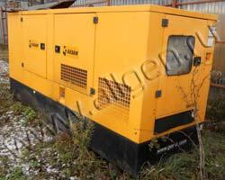 Дизельная электростанция Gesan DVA 140E с наработкой