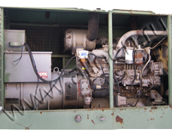 Дизельная электростанция FPT GEN200EA с наработкой