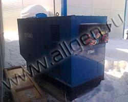 Дизельная электростанция SDMO J88K с наработкой