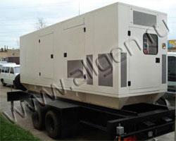 Дизельная электростанция Wilson P500P2 с наработкой