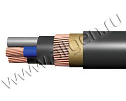 Силовой кабель АВВГЭнг 3x120/70