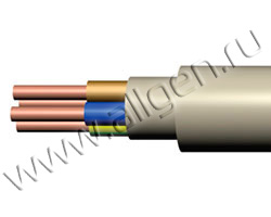 Силовые кабели NYM-J