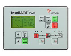 Панель управления ComAp InteliATS NT PWR