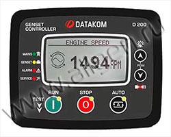 Панель управления DATAKOM D-200 Modem (MPU, GSM)