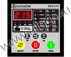 Панель управления DATAKOM DKG-215