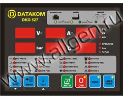 Панель управления DATAKOM DKG-527