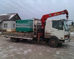 Доставка энергетического оборудования