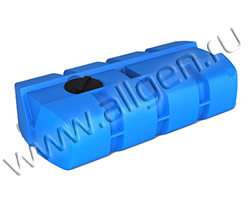 Универсальная пластиковая ёмкость AUTO1000 на 1000 литров