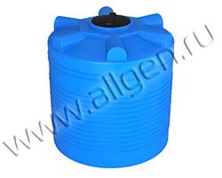 Универсальная пластиковая ёмкость ���1000 на 1000 литров