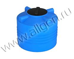 Универсальная пластиковая ёмкость ���200 на 200 литров