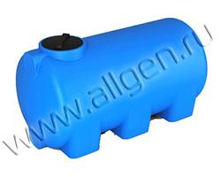 Универсальная пластиковая ёмкость H1000 на 1000 литров