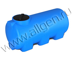 Универсальная пластиковая ёмкость H500 на 500 литров