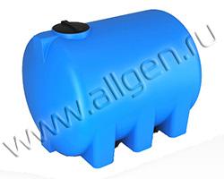 Универсальная пластиковая ёмкость H5000 на 5000 литров