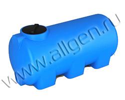 Универсальная пластиковая ёмкость H750 на 750 литров