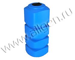 Универсальная пластиковая ёмкость L1000 oil на 1000 литров