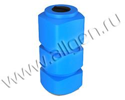 Универсальная пластиковая ёмкость L750 oil на 750 литров