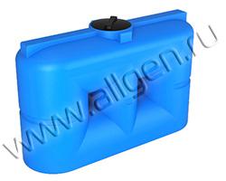 Универсальная пластиковая ёмкость S2000 oil на 2000 литров