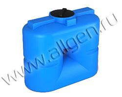 Универсальная пластиковая ёмкость S500 oil на 500 литров