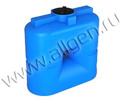 Универсальная пластиковая ёмкость S750 oil на 750 литров