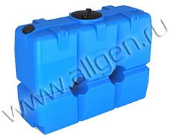 Универсальная пластиковая ёмкость SK2000 oil на 2000 литров