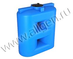 Универсальная пластиковая ёмкость SL2000 oil на 2000 литров
