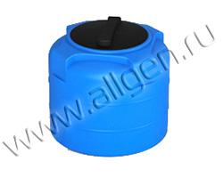 Универсальная пластиковая ёмкость T100 на 100 литров