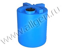 Универсальная пластиковая ёмкость T3000 oil на 3000 литров