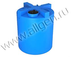 Универсальная пластиковая ёмкость T5000 oil на 5000 литров