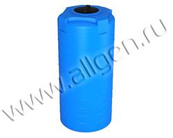 Универсальная пластиковая ёмкость T750 на 750 литров