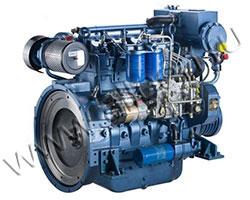 Дизельный двигатель AKSA A4CRX54TI