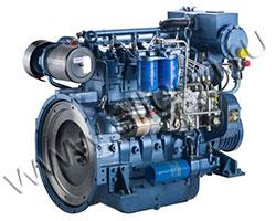 Дизельный двигатель AKSA A6CRX97TI