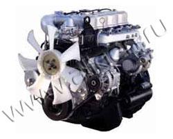 Дизельный двигатель AKSA A4CRX46TI мощностью 86 кВт