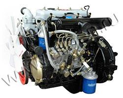 Дизельный двигатель АМПЕРОС Д-4В2.5А