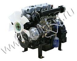 Дизельный двигатель АМПЕРОС Д-4B3.8A
